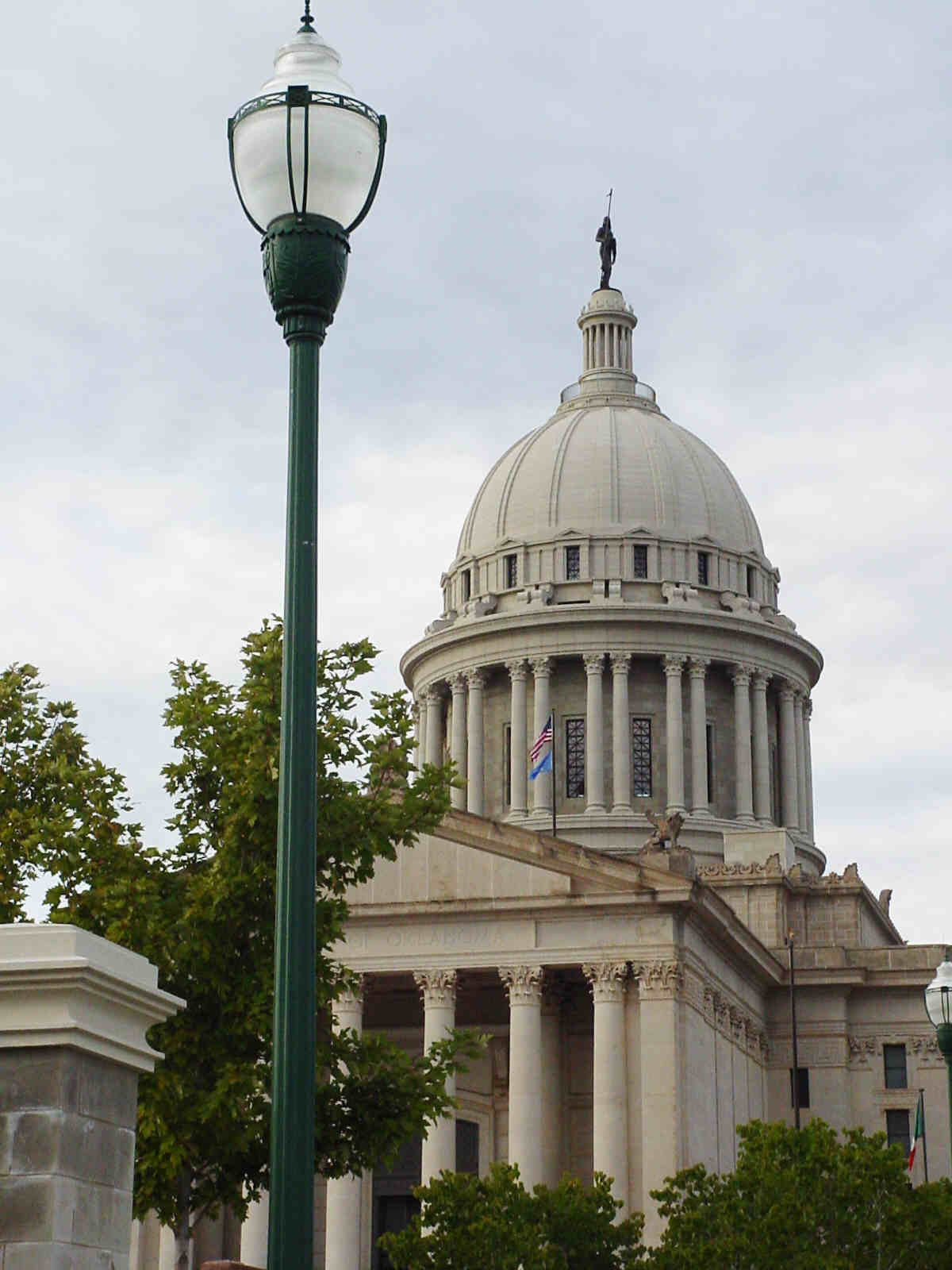 Oklahoma Legislature Considers Legislation