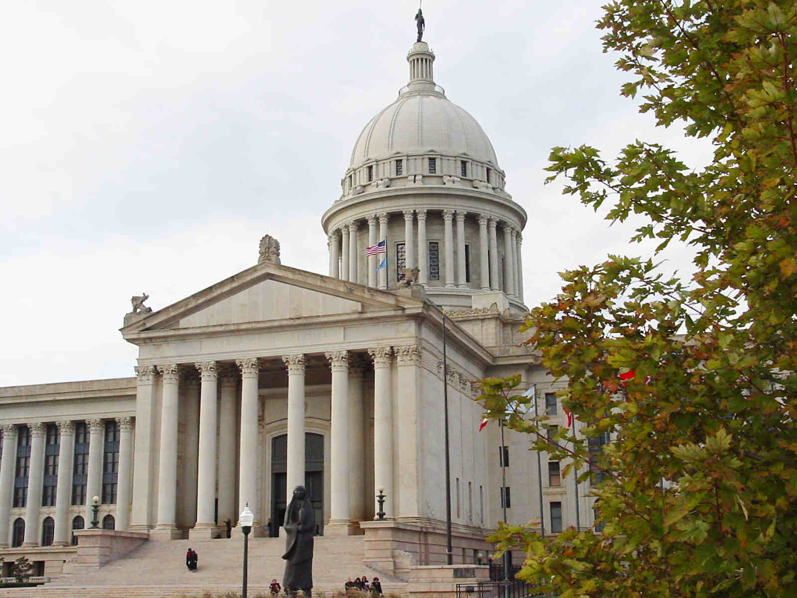 Oklahoma Legislature Unveils Redistricting Plans
