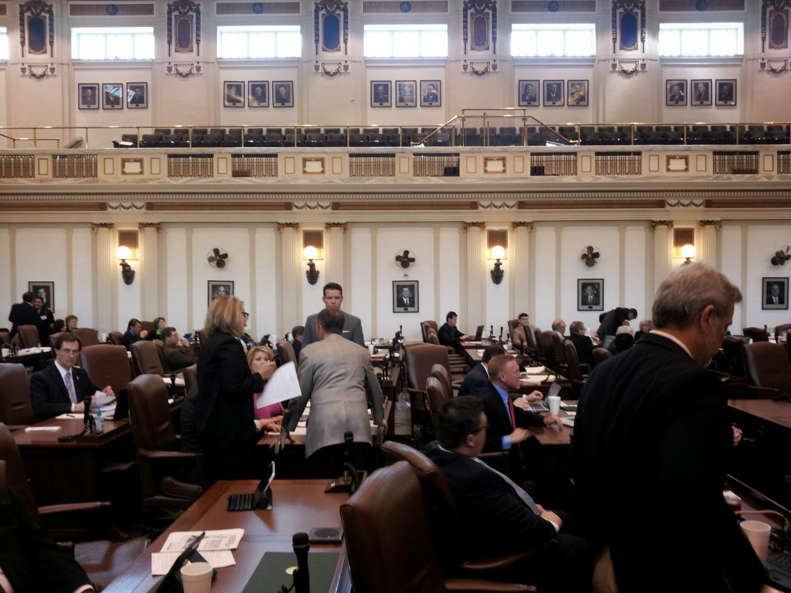 Legislature Considers Bills